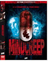 Mindcreep (Alex Visani - DVD 02 di 03) [Limited 500 Copie] Nuovo