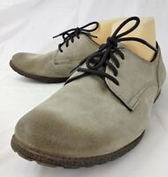 Naya Womens Shoes Oxfords TIBER US 10 M ombre gray suede Distressed Lace 241