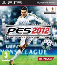 PES 2012 PRO EVOLUTION SOCCER 2012 PLAYSTATION 3 PS3