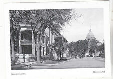 """*Postcard-""""The Second Capital"""" (destroyed In Fire/1904)   *Madison, WI. (#148)"""