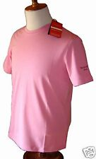 T-Shirt TRUSSARDI rose STRETCH fabric moulant Taille XL