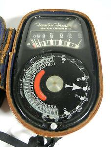 Weston Master II Light Exposure Meter Model 735