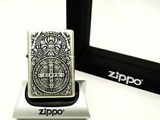 Zippo Lighter Limited Edition ZIPPO MEDAL COLLECTORS ITEM - SPECIAL EDITION BOX