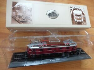 ATLAS EDITIONS 1/87 CLASSIC 1940 E 19 12 STATIC LOCO LOCOMOTIVE