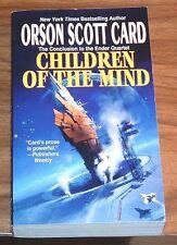 ORSON SCOTT CARD Children Of The Mind *FINE L/N* Ender's Game/Quintet Book #4