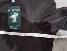 Ralph Lauren Para hombres Chaqueta de abrigo chaqueta de pana, 48R. 002