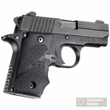 HOGUE Sig Sauer P238 Rubber Grip w/ Finger Grooves 38000 *FAST SHIP*!!