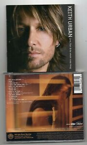 Keith Urban - Love, Pain & The Whole Crazy Thing   (CD 2006)    Country