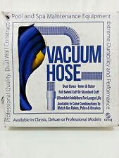 "Aqua Flex Classic Vh1230 1-1/2"" x 30' Vacuum Hose"