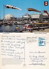 1977 ONTARIO PLACE TORONTO ONTARIO CANADA COLOUR POSTCARD