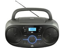 OK. ORC 330-B Tragbarer Stereo CD/MP3/USB Radiorecorder, Schwarz - NEU&OVP
