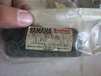 NOS OEM Yamaha RD250 RD350 Right Emblem PN 360-21782-00