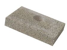 Quadra-Fire Pumice Brick with Hole (1) for 2100 Millennium ACT Wood Stove