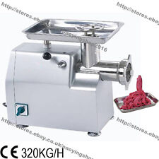 Heavy Duty Electric Auto Home Restaurant Meat Mincing Machine Mincer Grinder Mak