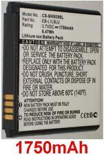 Batería 1750mAh tipo EB-L1L9LU Para Samsung Galaxy S III Duos