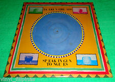 Made In U.S.A.:TALKING HEADS - SPEAKING IN TONGUES LP,NEW WAVE