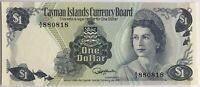 ILES CAIMAN - 1 DOLLAR 1974 - Billet de banque NEUF