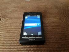 Sony Ericsson Xperia E15i - Black (Unlocked) Smartphone