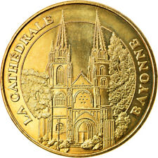 [#912545] France, Token, Touristic token, 64/ Cathédrale de Bayonne, Arts &