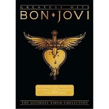 BON JOVI Greatest Hits DVD BRAND NEW NTSC Region ALL