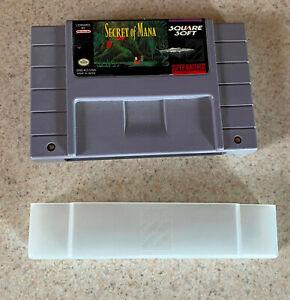 SECRET OF MANA (1992 SNES) -- Super Nintendo -- Cartridge Only -- READ