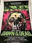 DAWN OF THE DEAD James Rheem Davis Movie Poster Art Print Mondo Romero