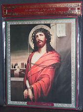 "Orthodox Icon of Lord Christ Crowned with Thorns 6""x7"" Иисус Христос в терн венц"