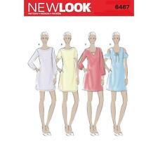 Nuevo diseño patrón de costura pierde's cambio vestidos vestido Talla 10 - 22 6467