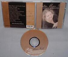 CD RITA MACNEIL Songs My Mother Loved MINT