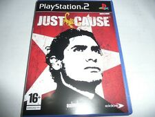 JUST CAUSE PS2 GAME NEW