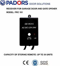 Universal Garage Door & Gate Motor' Receiver for Any Remote at Frequency 433.92M