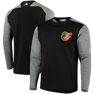 Baltimore Orioles Authentic Collection On-Field Tech Fleece Pullover Sweatshirt