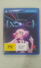 Superbeat Xonic PS Vita Game (NEW)