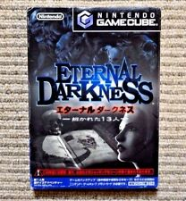 ETERNAL DARKNESS - Nintendo Game Cube Gamecube - Japan Import