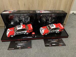 1 18 1984 Biante  Bathurst 1000 Holden VK Commodore Brock 1&2 Winner Twin Set