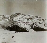 Montagne Pyrenees Francia Foto Stereo PL59L5n54 Placca Lente