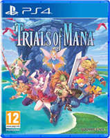 Trials Of Mana PS4 PlayStation