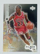 Rare 1999 99 Black Diamond Double Diamond RED Michael Jordan #4 #/'d //3000