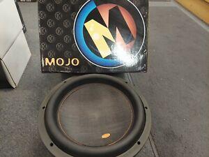 "BRAND NEW IN THE BOX 12"" MEMPHIS MOJO 15-MOJO512D4  DUAL 4 OHM"