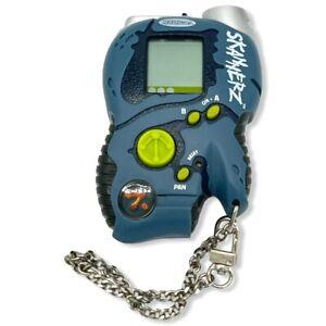 Radica Skannerz Blue Zendra LCD Barcode Monster Scanner Vintage Toy 2000 W Chain