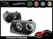 FEUX AVANT PHARES LPCH10 CHRYSLER 300C 2005 2006 2007 2008 2009 2010 ANGEL EYES