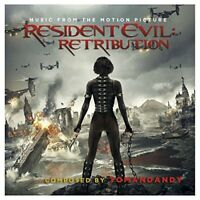 Tomandandy - Resident Evil: Retribution OST [CD]