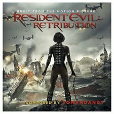 Tomandandy - Resident Evil Retribution OST [CD]