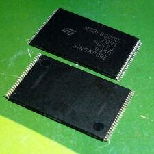 2 PCS M29F800DB-70N1 TSSOP-48 M29F800 5V Supply Flash Memory