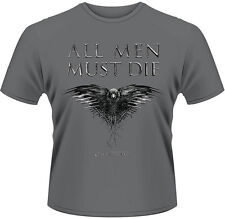 Game Of Thrones - All Men Must Die T-Shirt Homme / Man - Taille / Size L