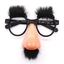 Halloween Fun Glasses Nose With Black Eyebrow Moustache Decor Party supplies
