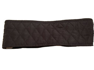 Hind Women's Cold Weather Quilted Head Warmer, Wicking, Black FREE SHIPPING!