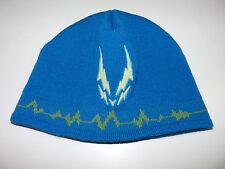 Cyberdog Cyber Perro Azul Eléctrico Gorro con logo reflectante