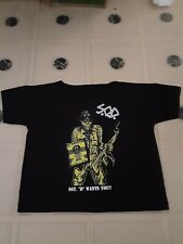S.O.D. LP Cover Size T-Shirt Rare Euro Only Possible Patch for Jacket - 150 made