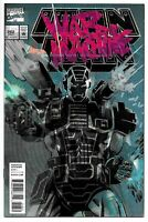 The Punisher #218 Iron Man #282 War Machine Homage 3D Variant (Marvel, 2017) NM
